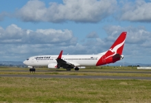 ZK-ZQB 2016-08-28 Auckland Airport Spotting (429)
