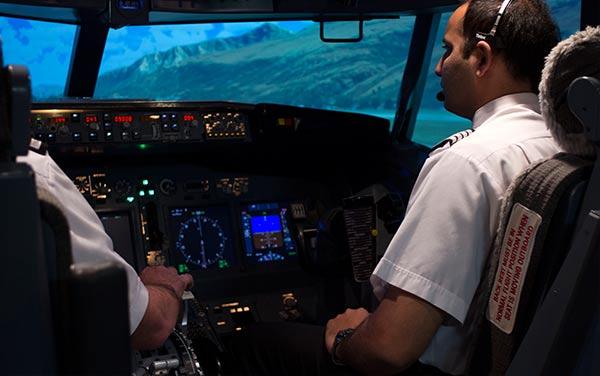 FLYAJET Flight Simulator